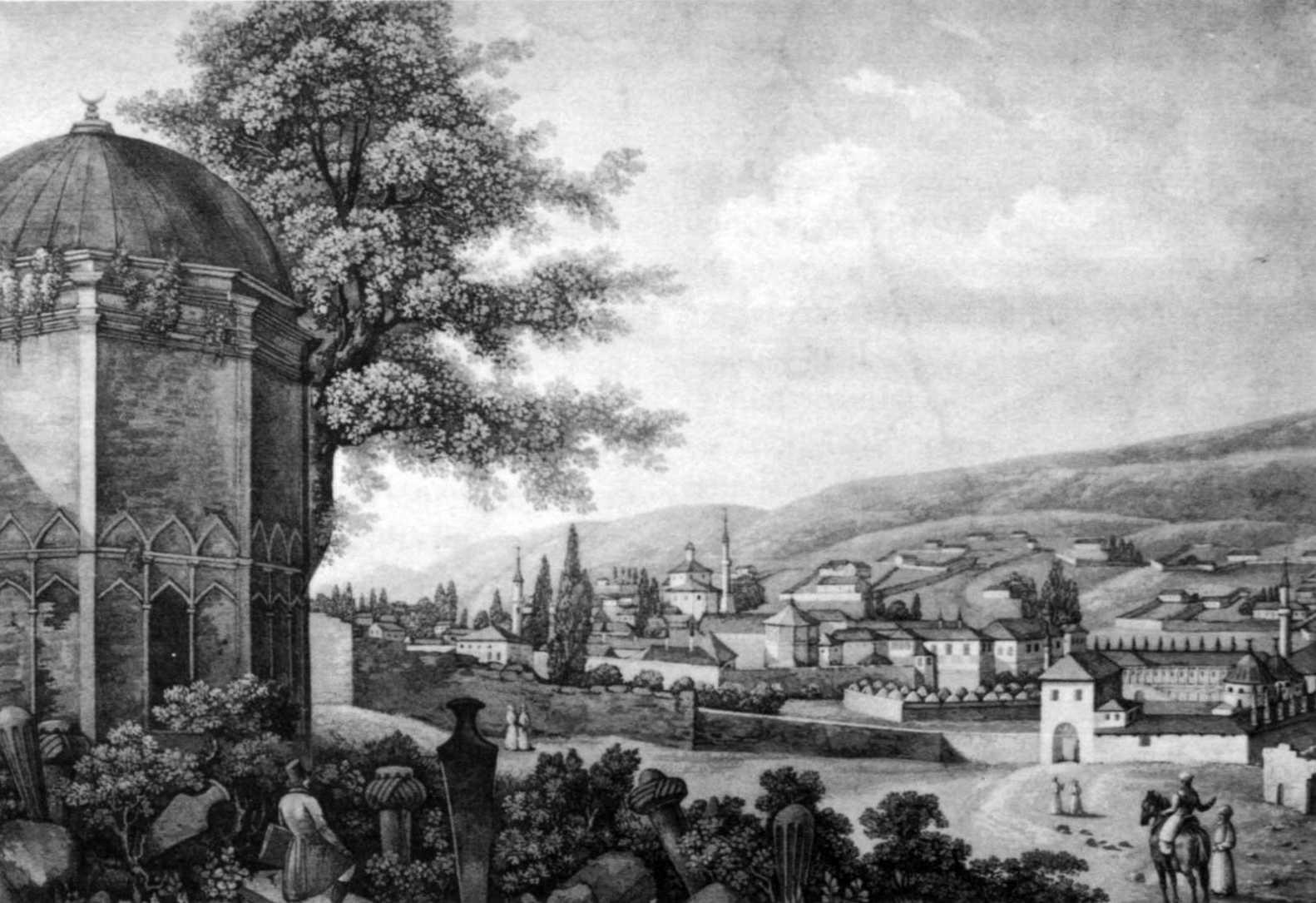 Поч. 19 ст. Загальний вигляд з півдня