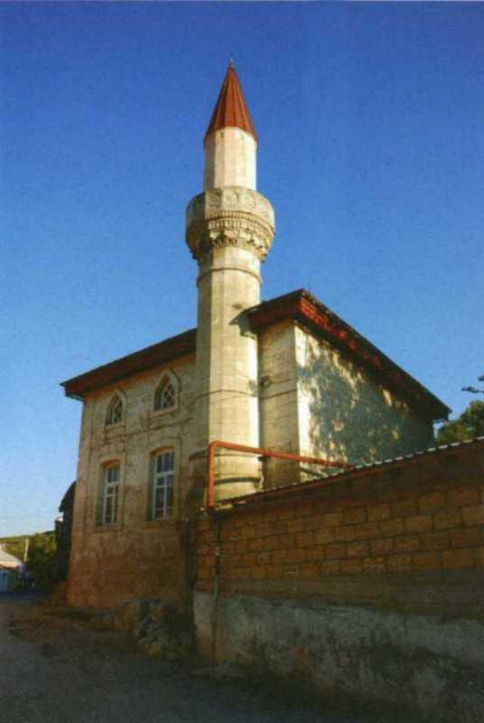 Мечеть Молла-Мустафа-джамі