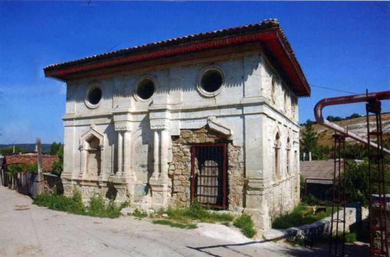 Мечеть Ісмі-Хан-джамі