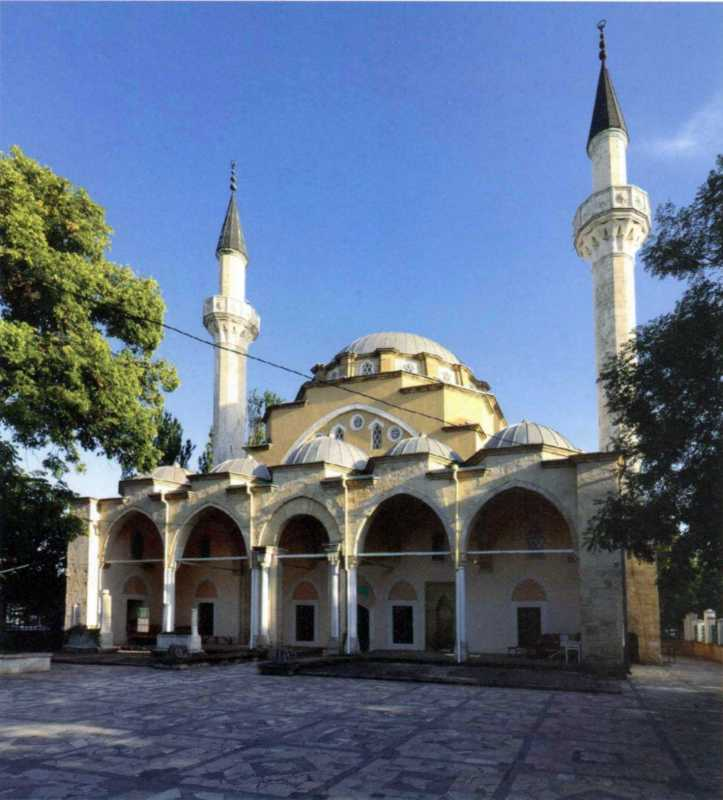 Мечеть Джума-Джамі