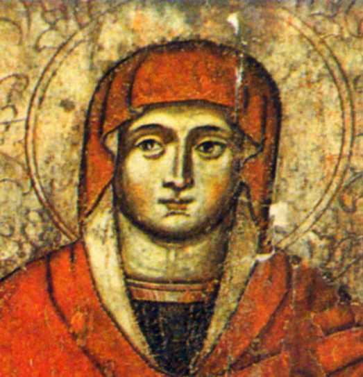 Голова св.Параскеви