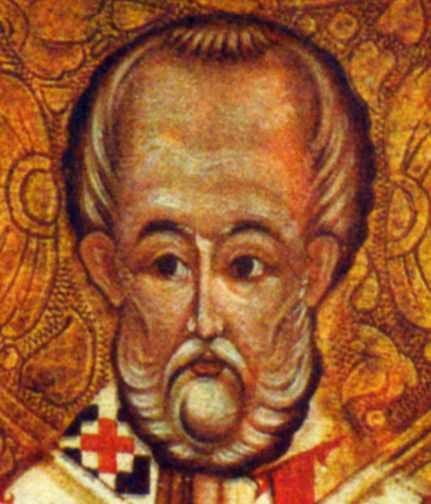 Голова св.Миколи