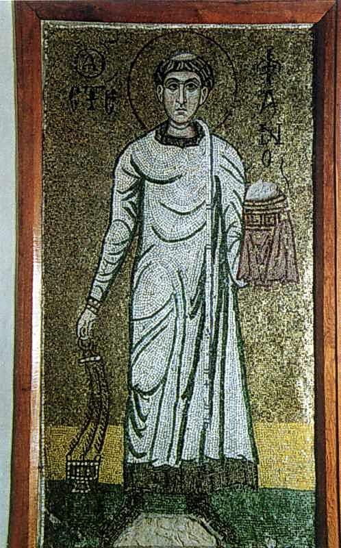 Мозаїки XII ст. з Михайлівського…