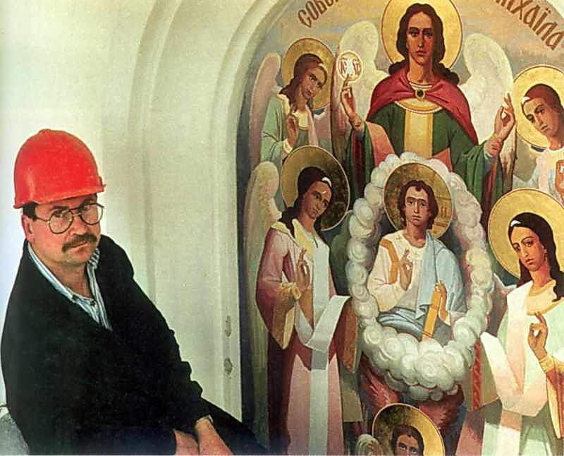 С.Баяндін. Собор Архістратига Михаїла.…