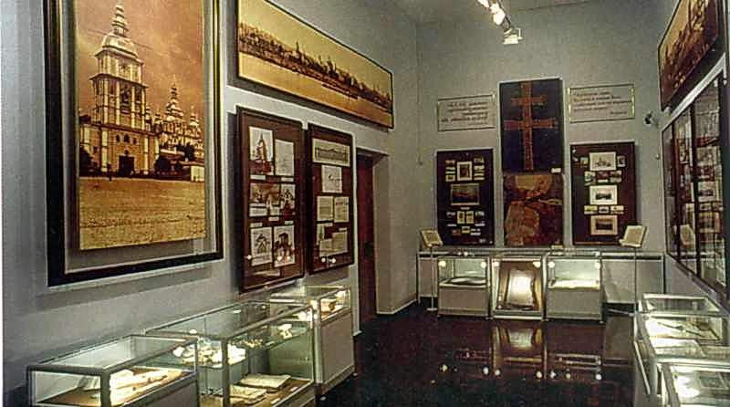 Інтер'єр музею