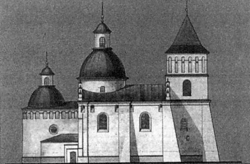 Церква Воздвиження (№ 2)