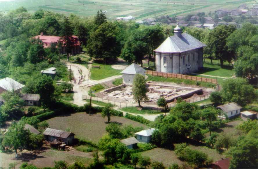 Дослідження 1998 р. Вигляд з північного сходу