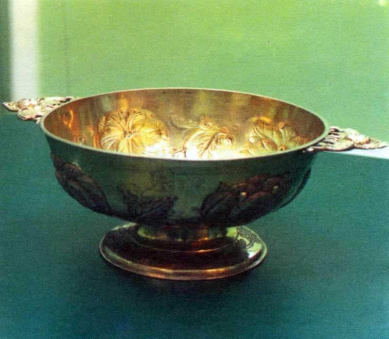 Водосвятна чаша Б.Хмельницького