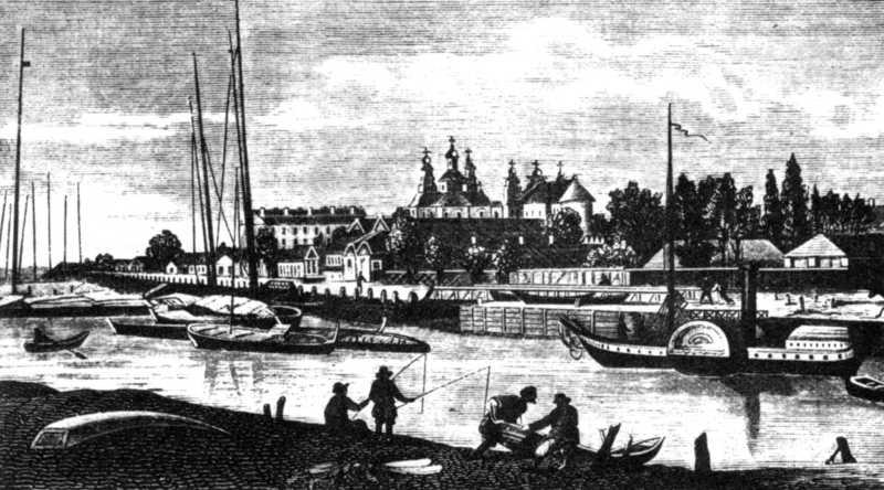 19 ст. Панорама