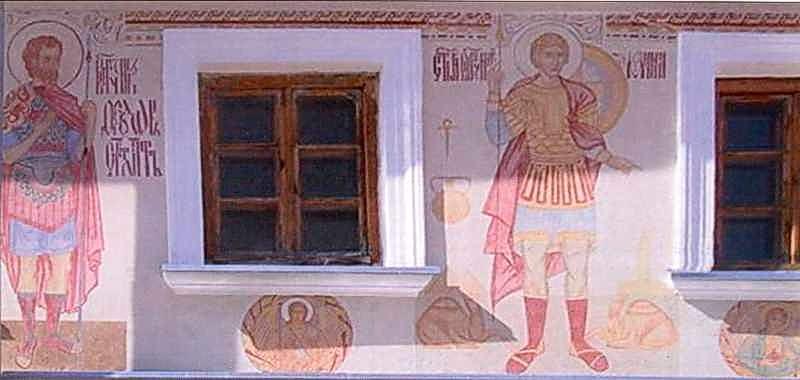 2004 р. Фрагменти реставрованого…