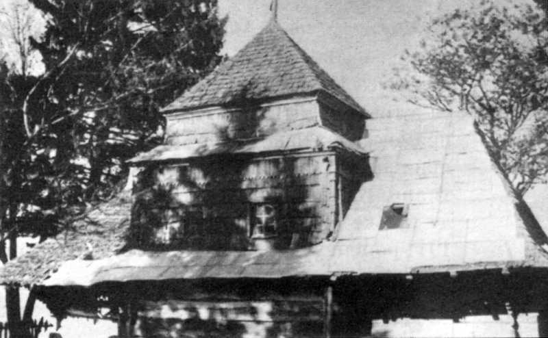 Церква Введення (стара)