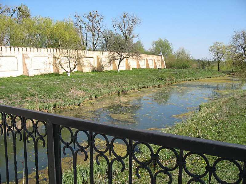 2007 р. Західний мур. Вигляд з північного заходу