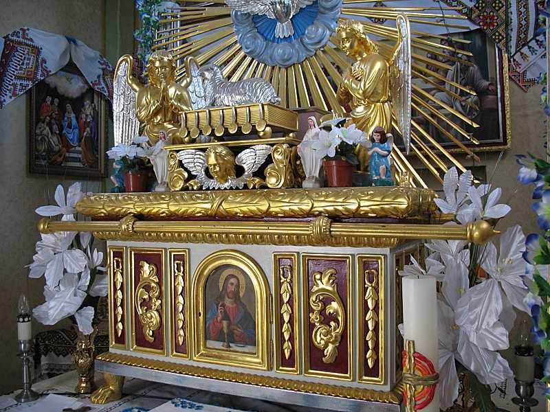 2006 р. Фрагмент престолу з…