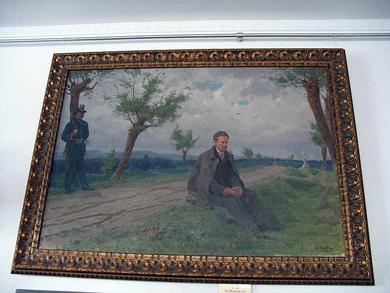 І. Франка по етапу ведуть до Нагуєвич