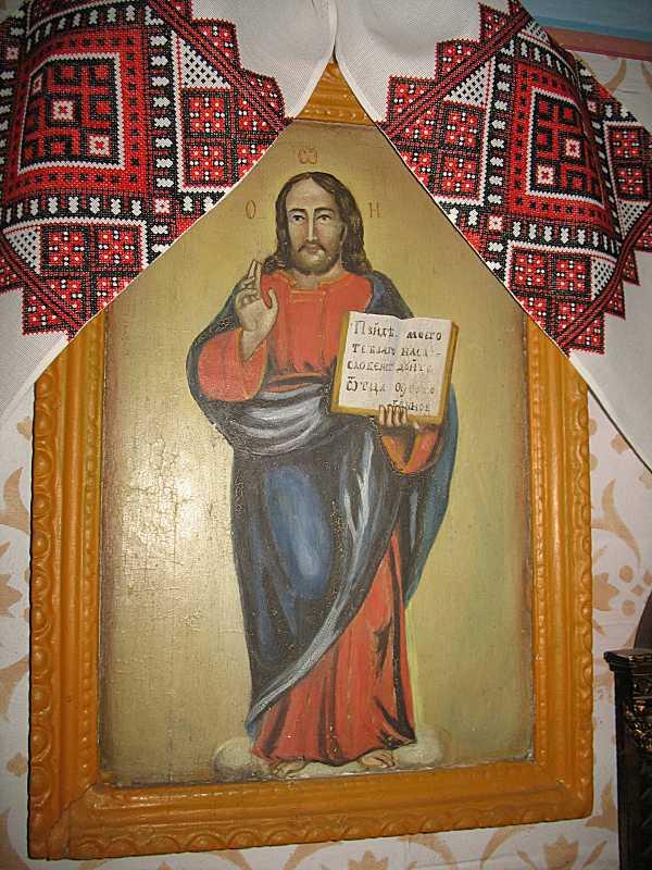 Ікона Христа-учителя (2)