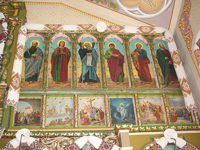 Права половина апостольського та…