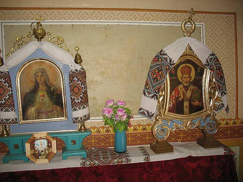 Ікони святих