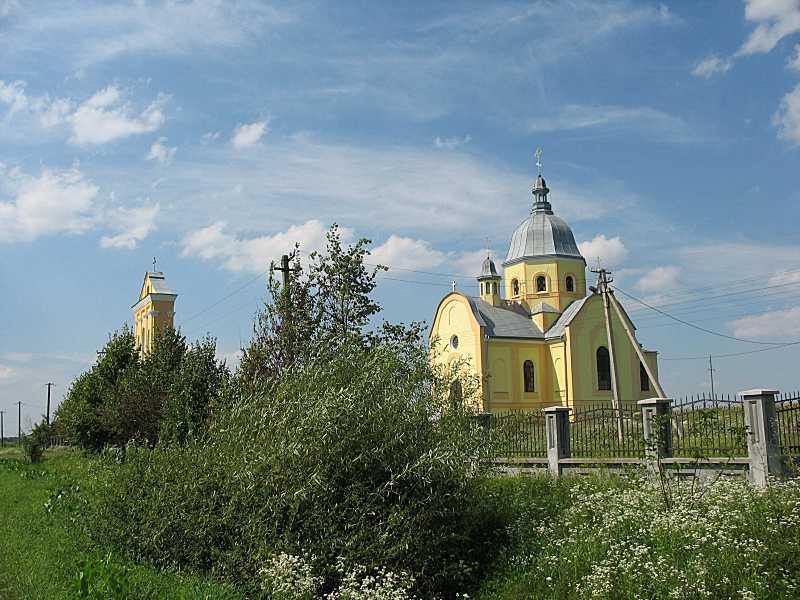 Церква Преображення (нова)