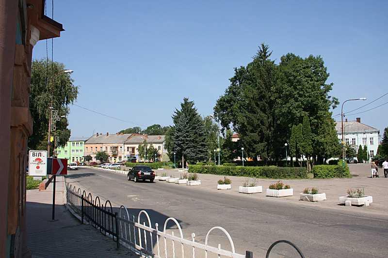 Майдан гайдамаків
