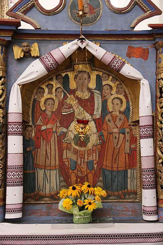 Ікона «Собор архангелів Михаїла і…