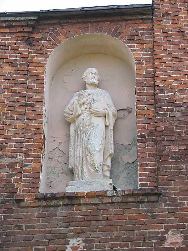 Скульптура апостола Петра