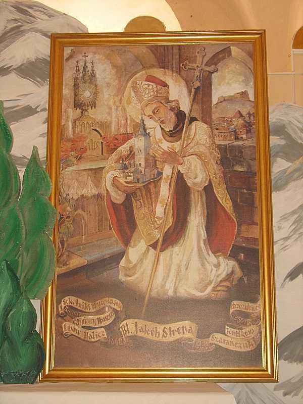 Ікона св. Якуба Стрепи