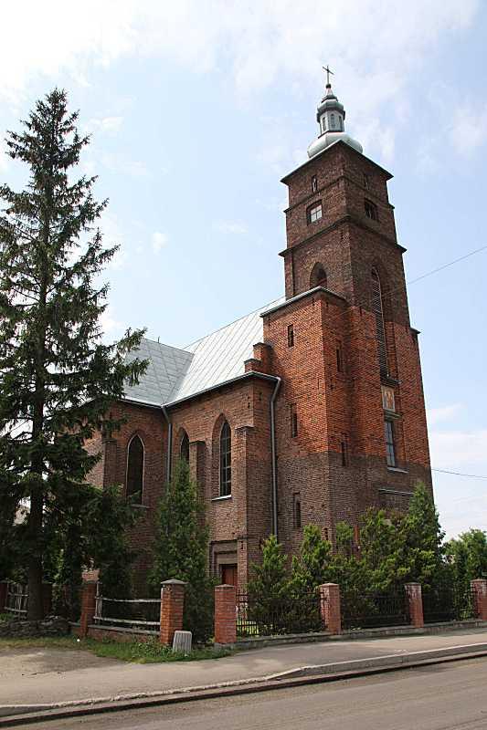 Костел Матері божої – королеви Польщі