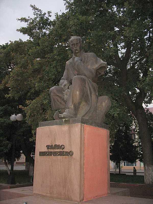 Пам'ятник Тарасу Шевченку - 1993 р.,…