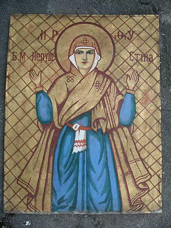 Ікона «Богородиця Оранта»