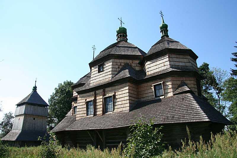 Церква св.Михаїла (стара)