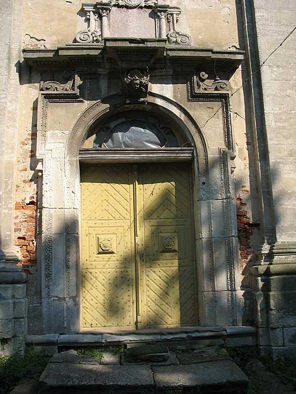 Портал західного фасаду
