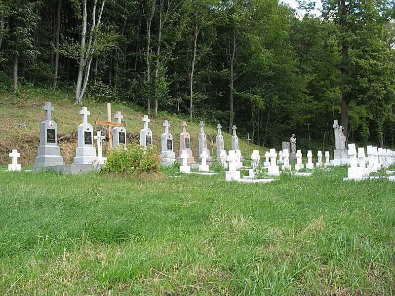 2007 р. Фрагмент цвинтаря