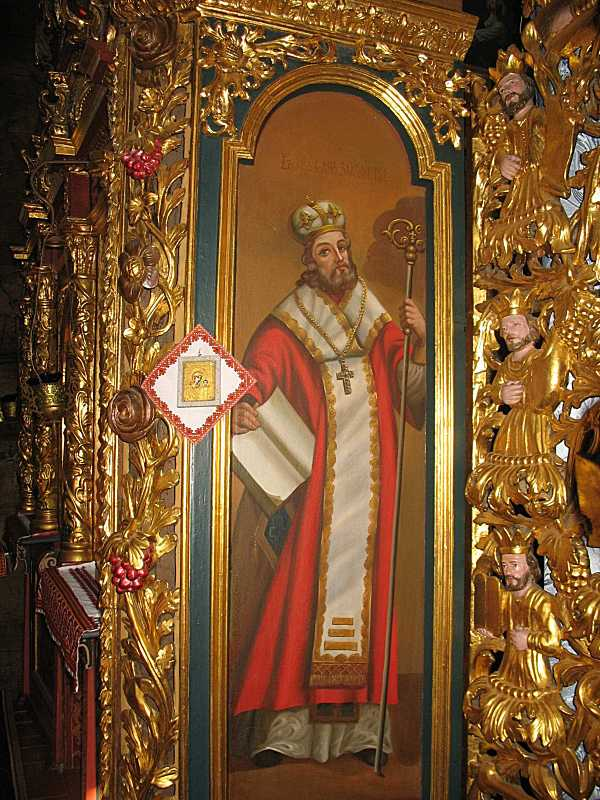 Ікона «Св. Іоан Золотоуст»