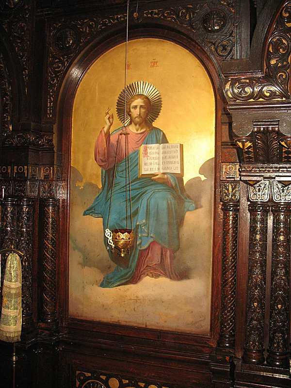 Ікона «Христос Пантократор»
