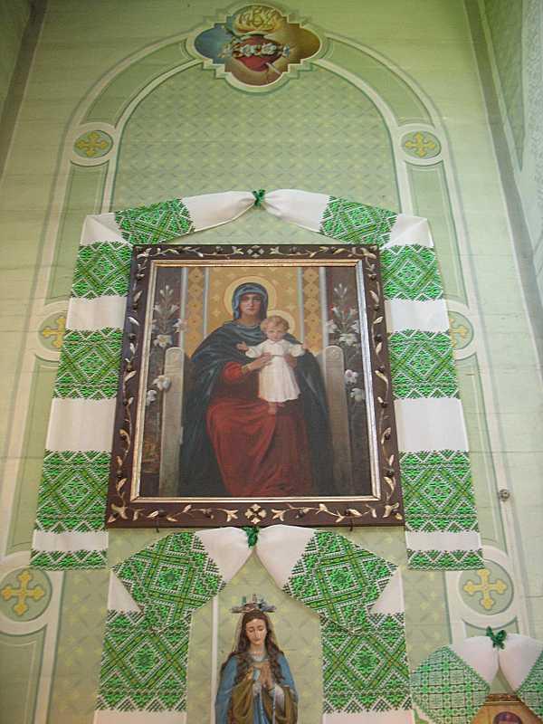 Ікона «Богородиця провідниця»