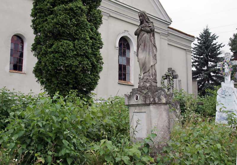 Надгробок Я. Дуніна-Маркевича