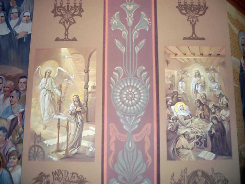 Сцени з життя Марії (2)