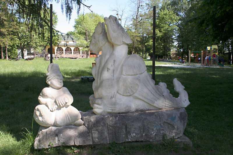 Паркові скульптури