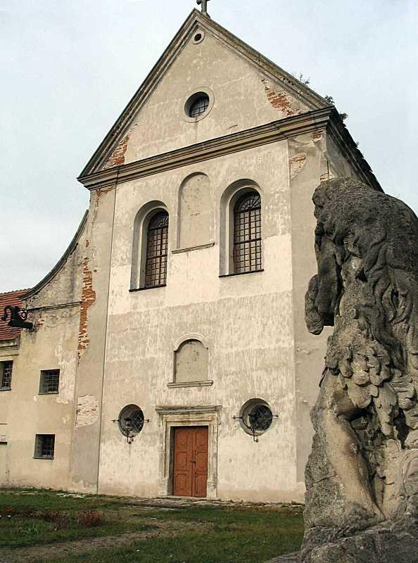 2006 р. Головний фасад. Вигляд зі сходу