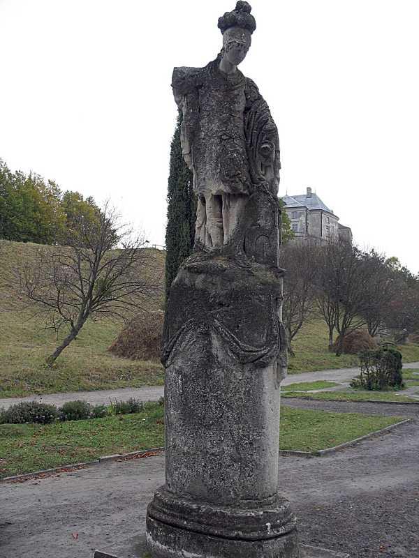 2006 р. Скульптура в парку