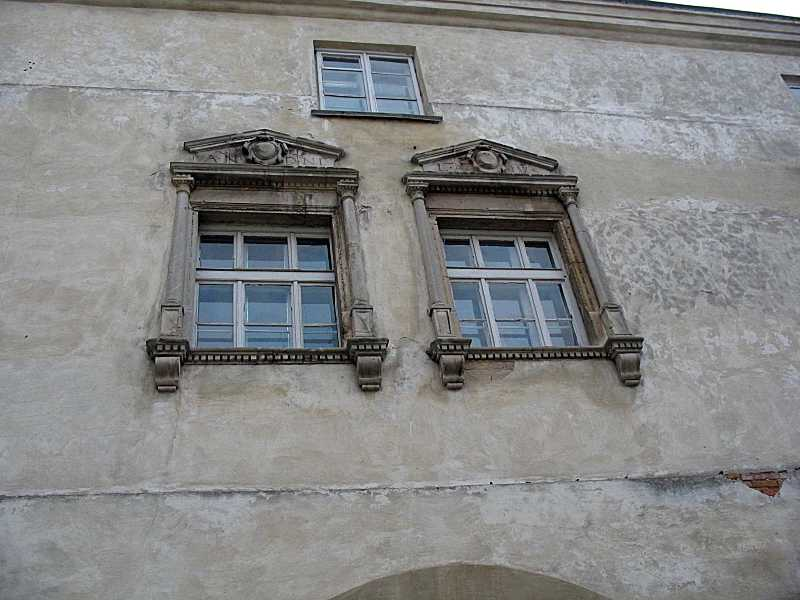 2006 р. Вікна південного корпусу