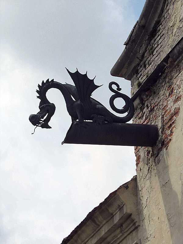 2007 р. Загальний вигляд дракона
