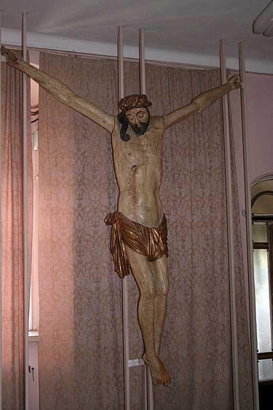 Скульптура «Розп'ятий Христос»