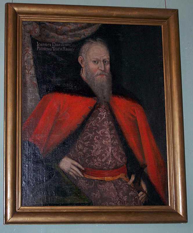Портрет Івана Даниловича