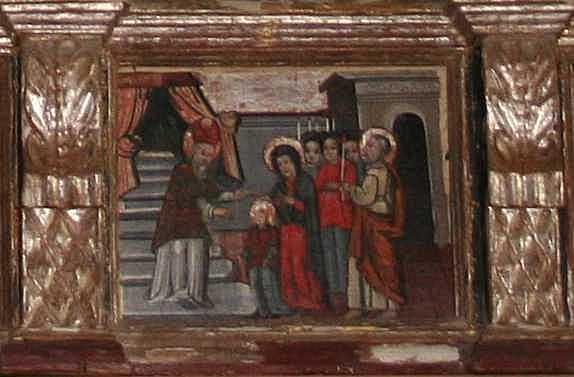 Введення Марії до храму