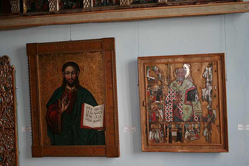 Ікони «Христос Пантократор» та «Св.…