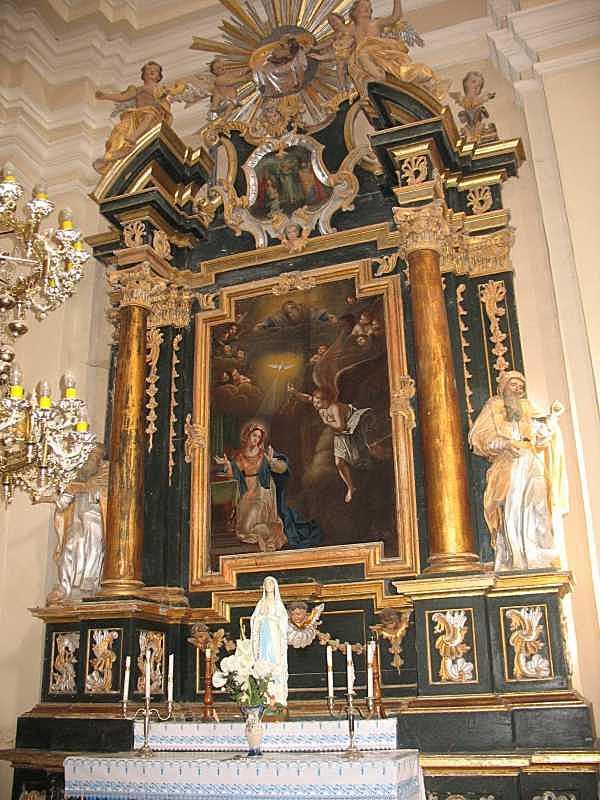 2006 р. Бічний вівтар з іконою…