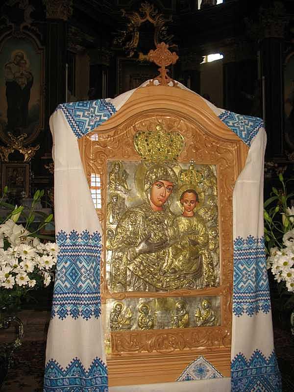 2011 р. Ікона Богородиці Провідниці з…
