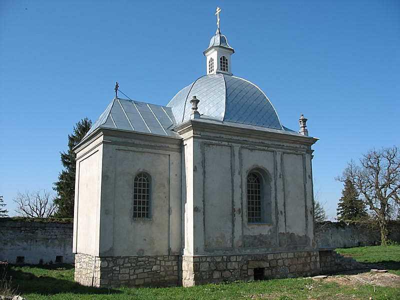 Каплиця М. Цегельського