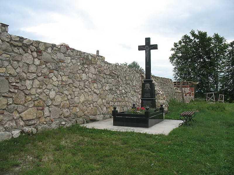 Могила ієромонаха Мефодія